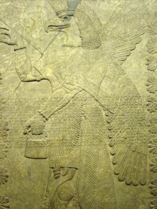 Les Annunakis Dans La Bible : annunakis, bible, Annunaki, Drawing, Ancient, Artifacts,, Drawing,