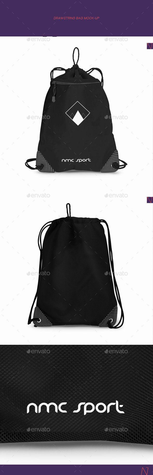 Download Drawstring Bag Mock Up Bagmockup Download Http Graphicriver Net Item Drawstring Bag Mockup 9265639 Ref Ksioks Bag Mockup Bags Drawstring Bag