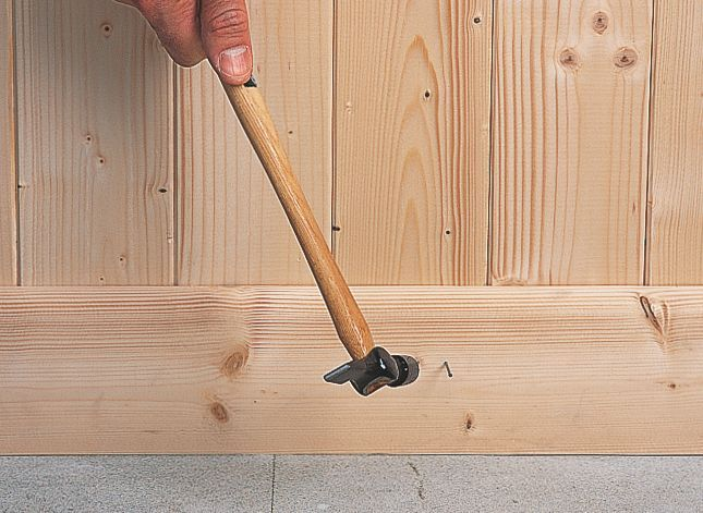 How To Fit Wall Panels B Q For All Your Home And Garden Supplies And Advice On All The Latest Diy Trends Wall Paneling Tongue And Groove Walls Wall Panels
