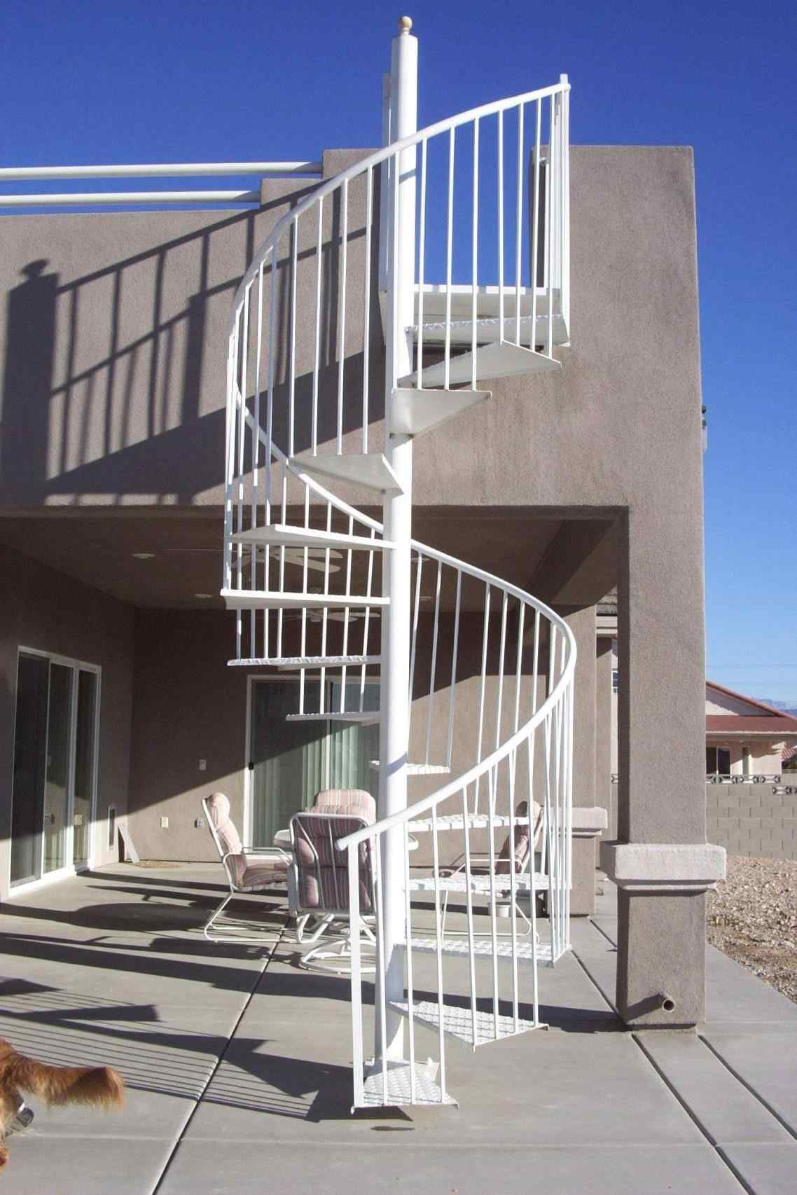 Top 20+ Fabulous Stair Outside Design Ideas for