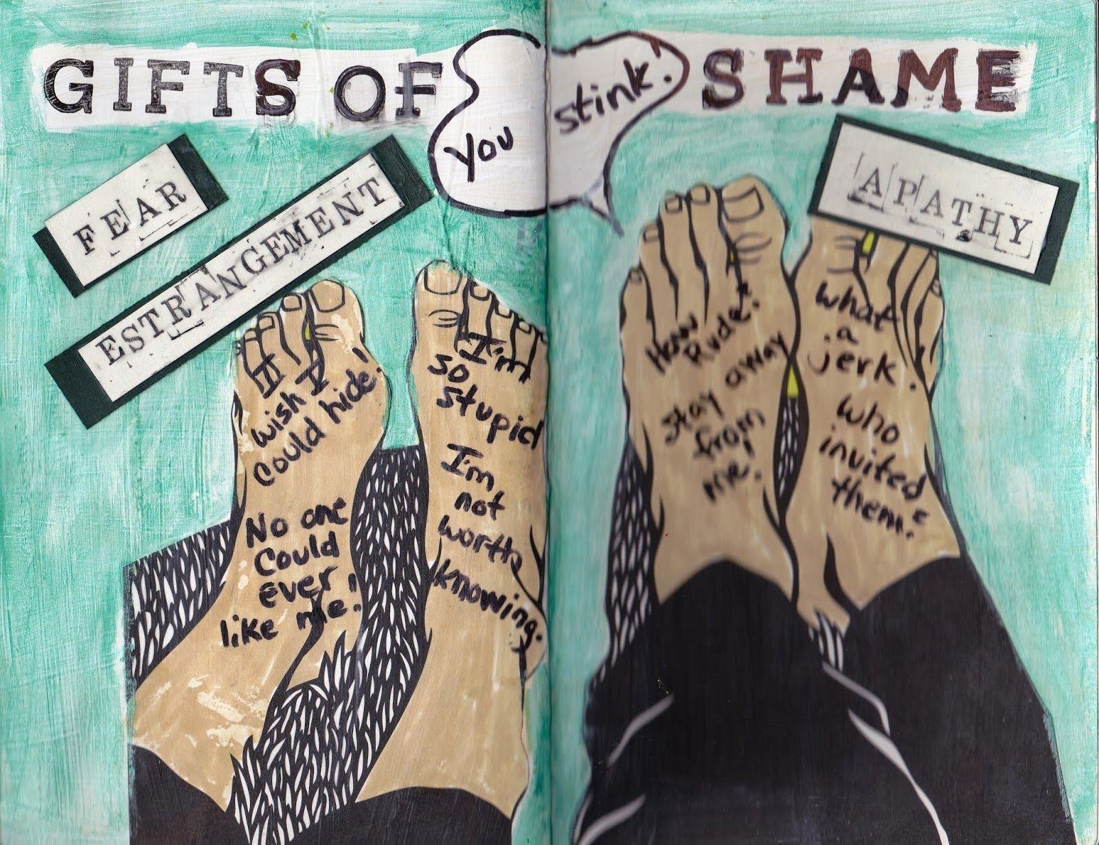 Reacting To Shame