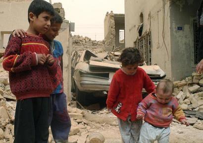 Image result for Iraq War Child
