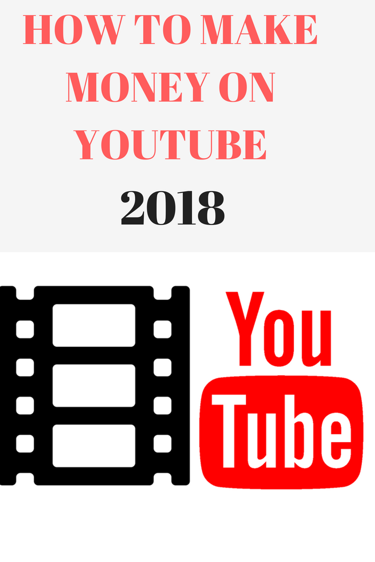 Pin On How To Make Money On Youtube 2018