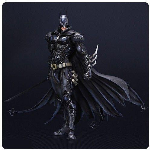 Square Enix Play Arts Kai Action Figure Batman DC Comics Variant