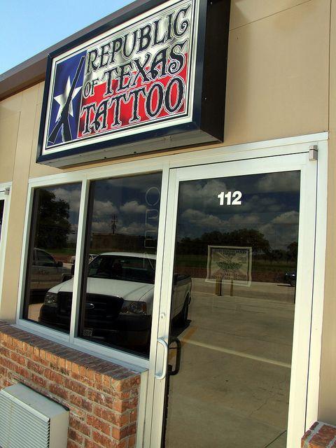 Republic of Texas Tattoo - Tattoos by Jon Claeton - http://republicoftexastattoo.com/
