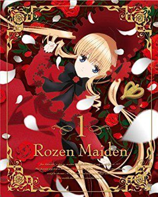 Amazon.co.jp   ローゼンメイデン 1 [2013年7月番組]初回特典:PEACH-PIT ...