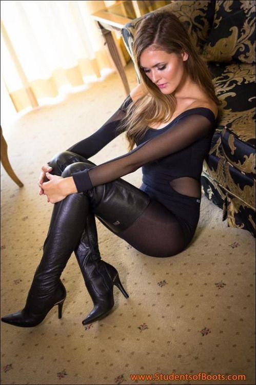 thigh high boots | Captivating Beauty ;) | Pinterest | High boots ...