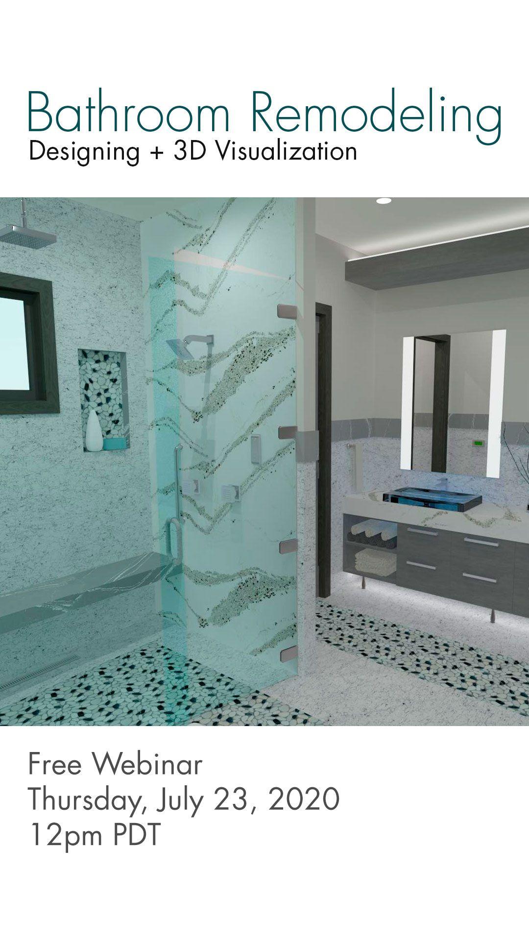 Bathroom Remodel in 2020 | Remodeling software, Architect ...