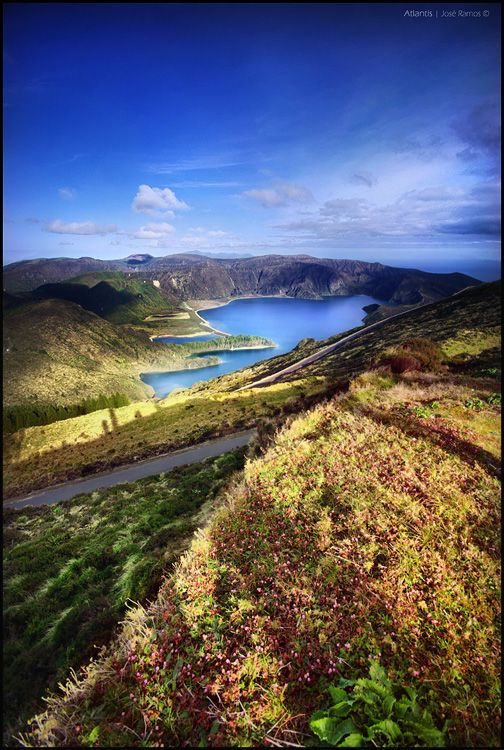 Lagoa do Fogo, Açores, Portugal