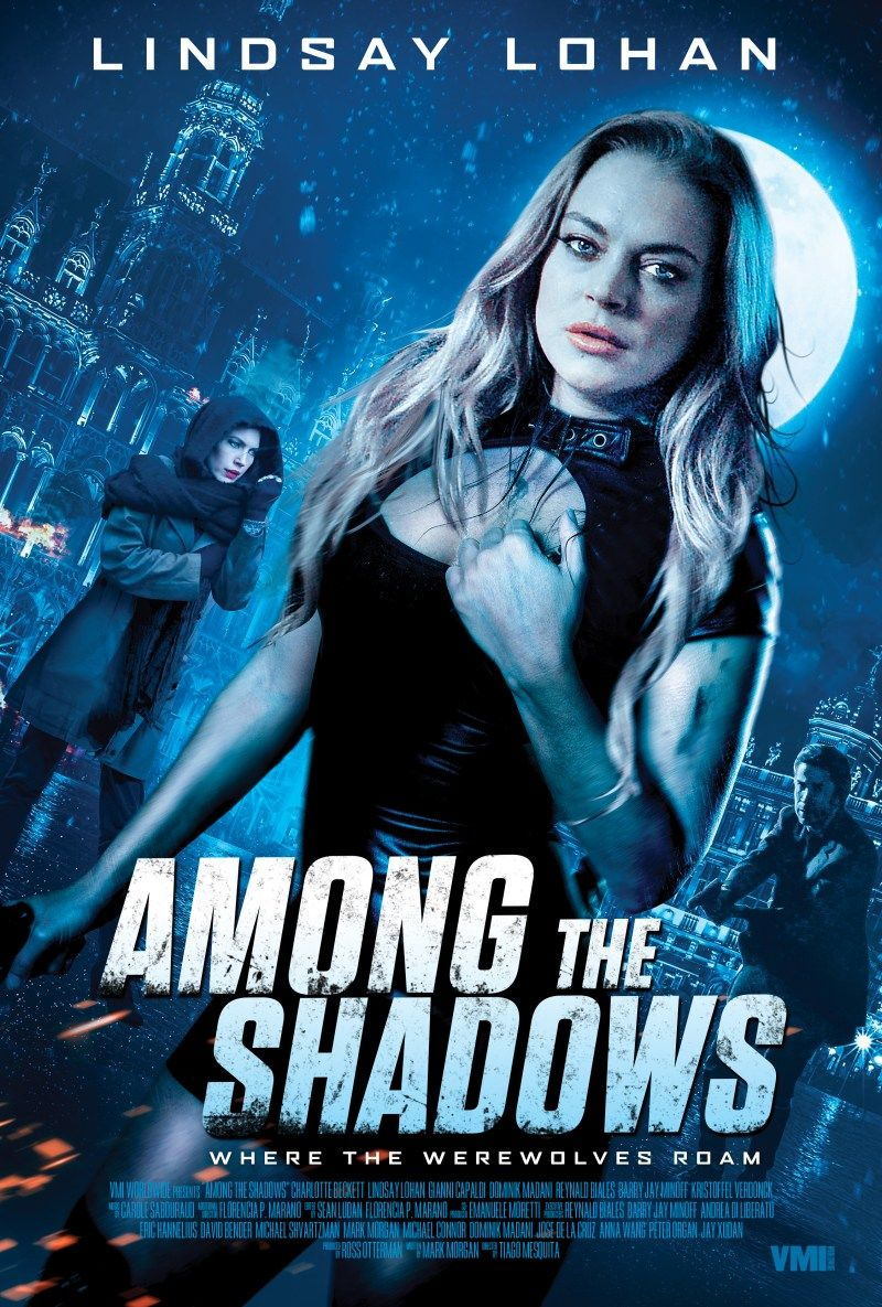 Trailer Lindsay Lohan Fronts Werewolf Thriller Among The Shadows Nightmare On Film Street Shadow Film Werewolf Shadow