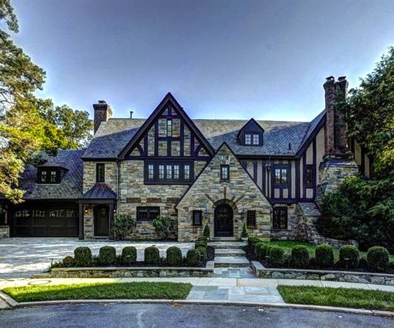 20 of the Most Gorgeous Tudor Style Home Designs | Dream