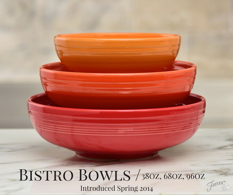 Bistro Bowls currently available in 38-ounce 68-ounce and 96 & Bistro Bowls: currently available in 38-ounce 68-ounce and 96 ...