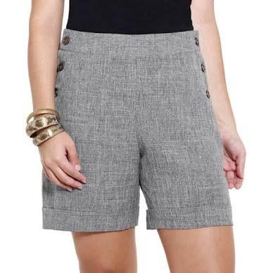 903c93f2025260 Resultado de imagem para bermudas femininas de alfaiataria   Clothes ...