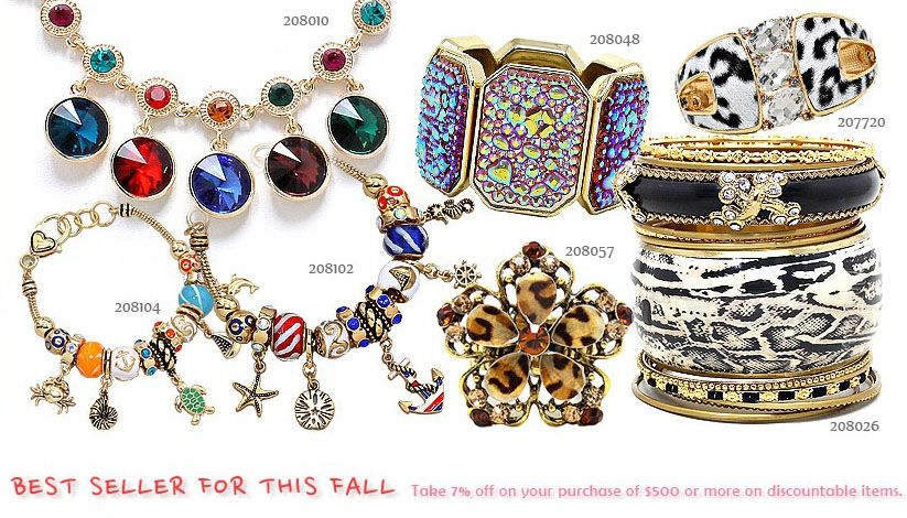 M - Wholesale Costume Jewelry, Scarves 44
