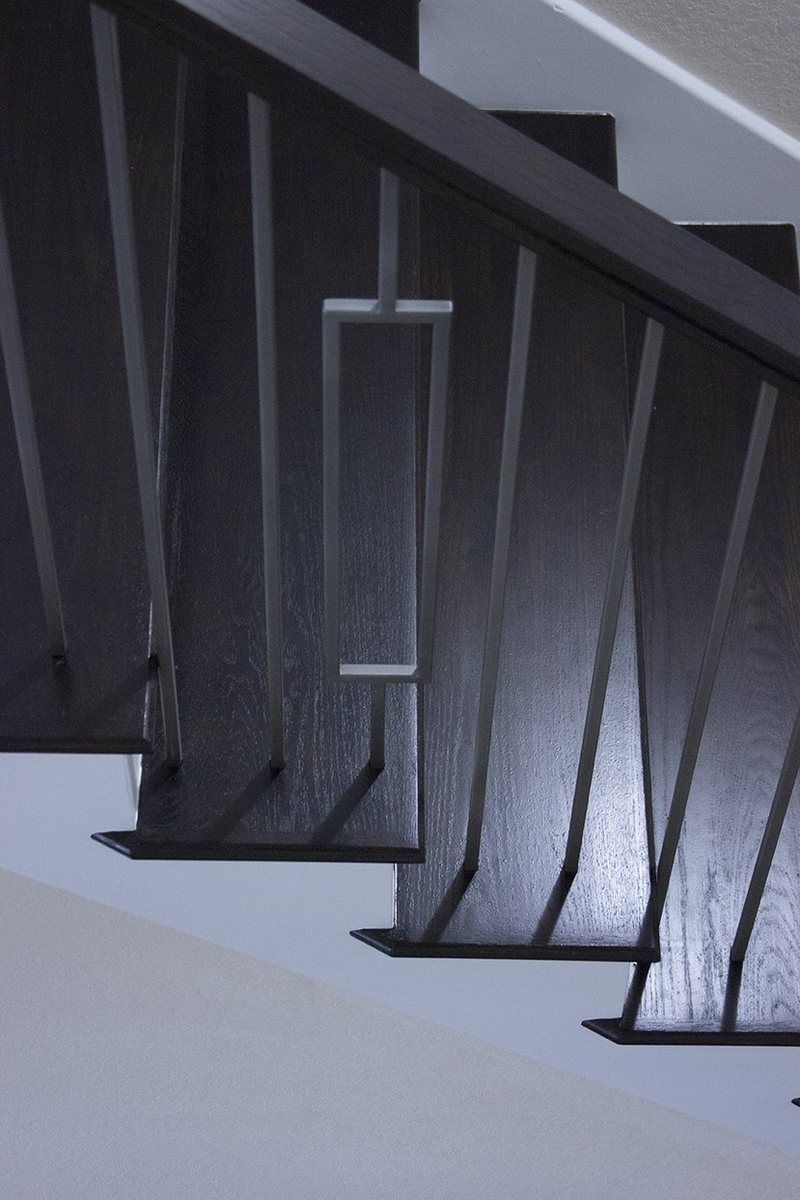 54″ RetroFit Tread Kit with Riser | Home stairs design ...