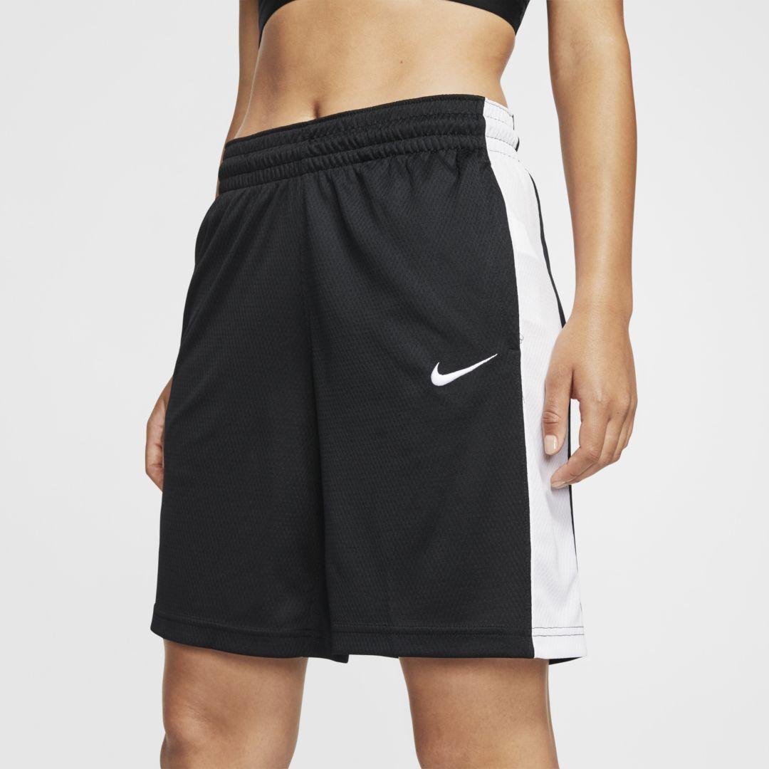 Nike Dri Fit Women S Basketball Shorts Nike Com In 2020 Womens Basketball Shorts Basketball Clothes Basketball Shorts