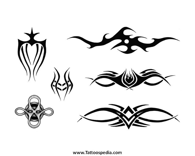 Designs For Men 1 Tribal Flower Tattoo Designs For Men 1 With