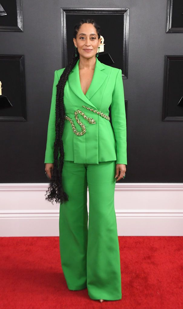 f6b71ed1c7f8 LOS ANGELES, CA - FEBRUARY 10: Tracee Ellis Ross attends the 61st Annual  GRAMMY