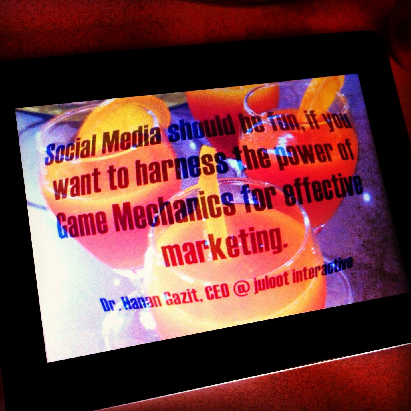 #SocialMedia should be #fun if you want to harness the power of #game mechanics for effective #digitalmarketing #gamification