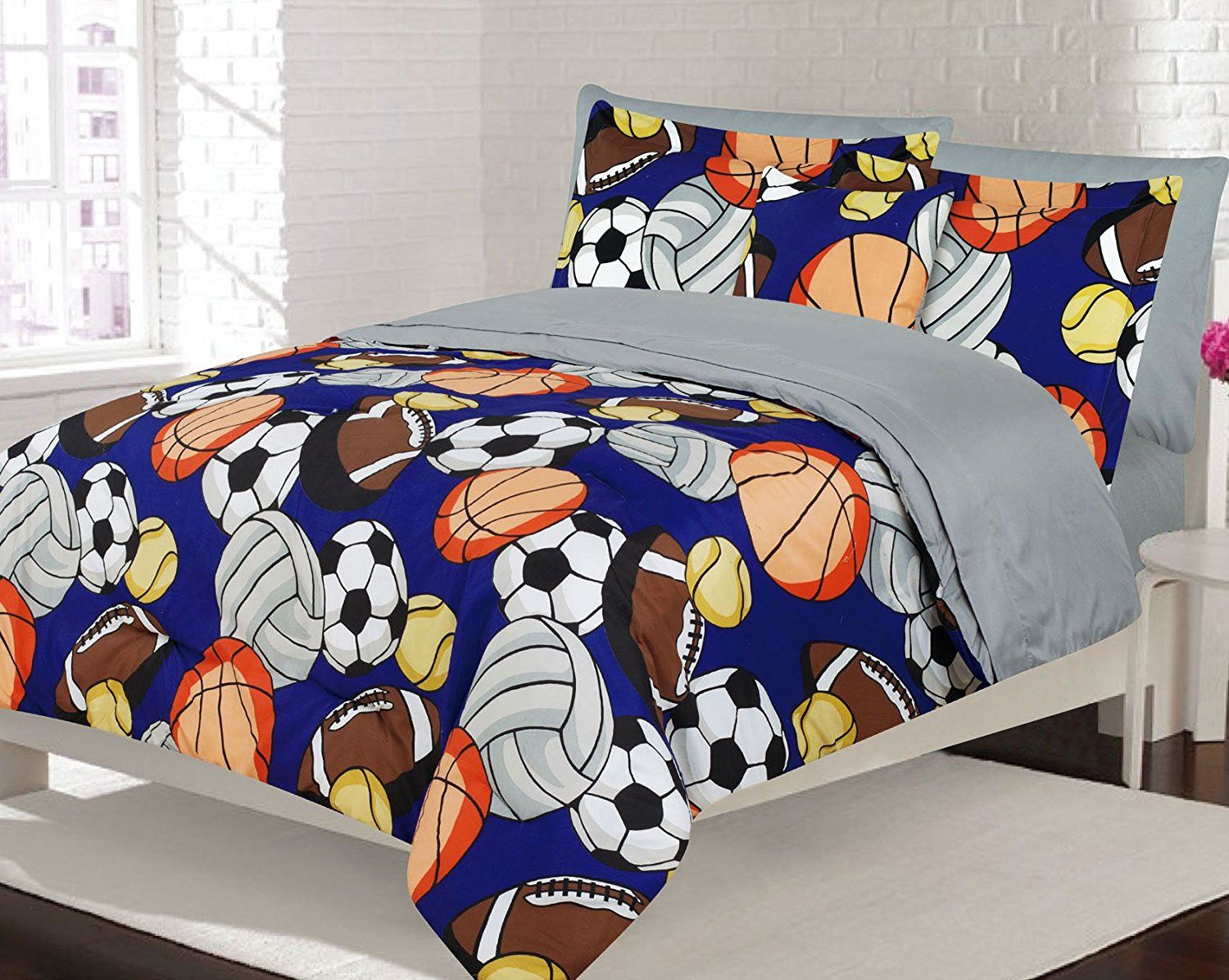 Pin By Hendro Birowo On Modern Design Low Budget Sports Bedding