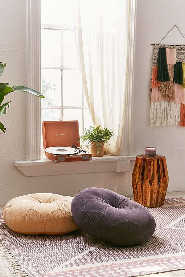 I Want A Pouf Urban Outfitters Moroccan Corduroy Pillow Pouf 40 Beauteous Pouf Urban Outfitters