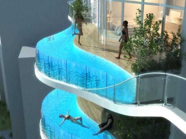 beautiful pool ...