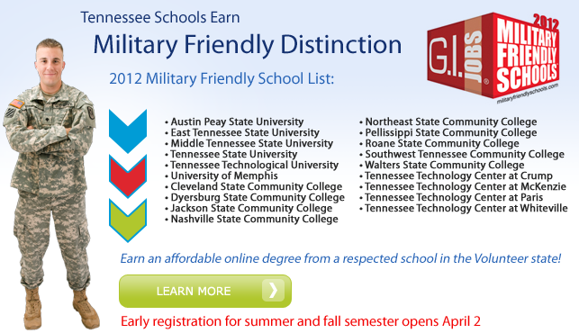 Great Tennessee Technological University Online Education Middle Tennessee State University