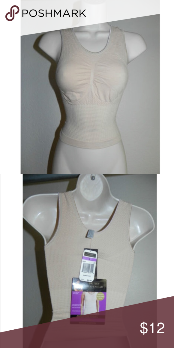 abd49ab10a Dr Rey Shapewear Singlet Size Small Womens NWT Dr Rey Shapewear Singlet  Size Small Womens Medium