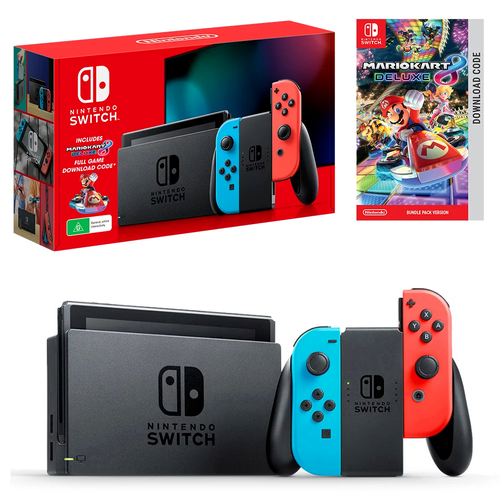 Nintendo Switch 2019 Mario Kart 8 Deluxe Download Bundle 374 81 Delivered The Gamesmen Ebay With Images Hair Tie Accessories Nintendo Switch System Elastic Ribbon