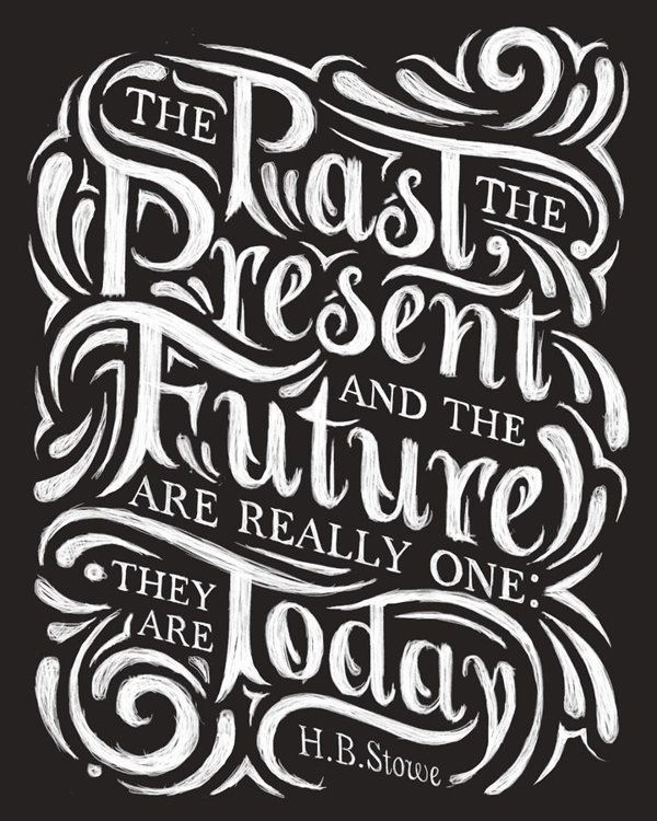 Hand Lettering by Thomas Pena,