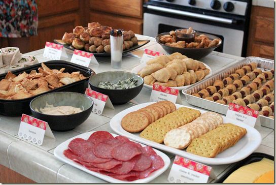 finger foods for wedding for the bridal shower we had a plethora of snacks and finger foods