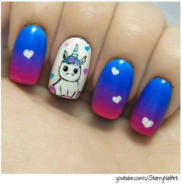 25 Cutest Animal Nail Art Designs You\'ll Fall In Love With   Animal ...
