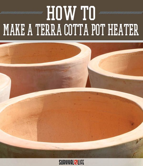 Terra Cotta Pot Candles For Your Room