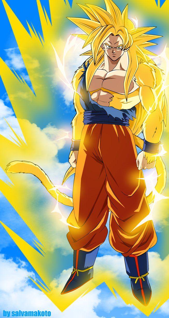 El Super Saiyan Definitivo Anime Dragon Ball Super Dragon Ball Anime Dragon Ball