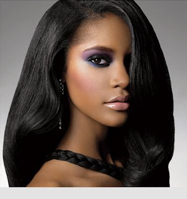 Hairstyle 2012 The Newest Black Weave Hairstyles For 2012 Relaxed Hair Long Weave Hairstyles Beautiful Hair