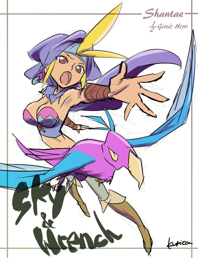 21+ Shantae sky info