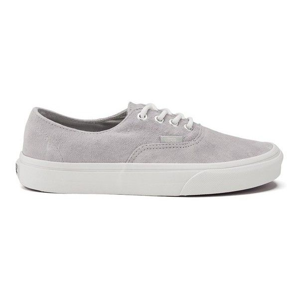 Buy Women Shoes / Vans Authentic Decon Grey Plimsoll Trainers