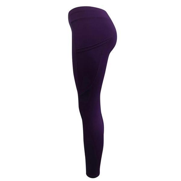 c6a803dee4 Women's Solid Workout Leggings in 2019 | Sport dress | Workout ...
