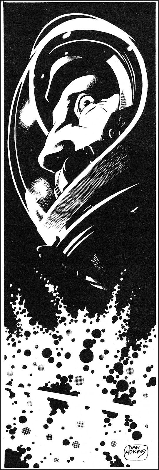 Golden Age Comic Book Stories - Dan Adkins