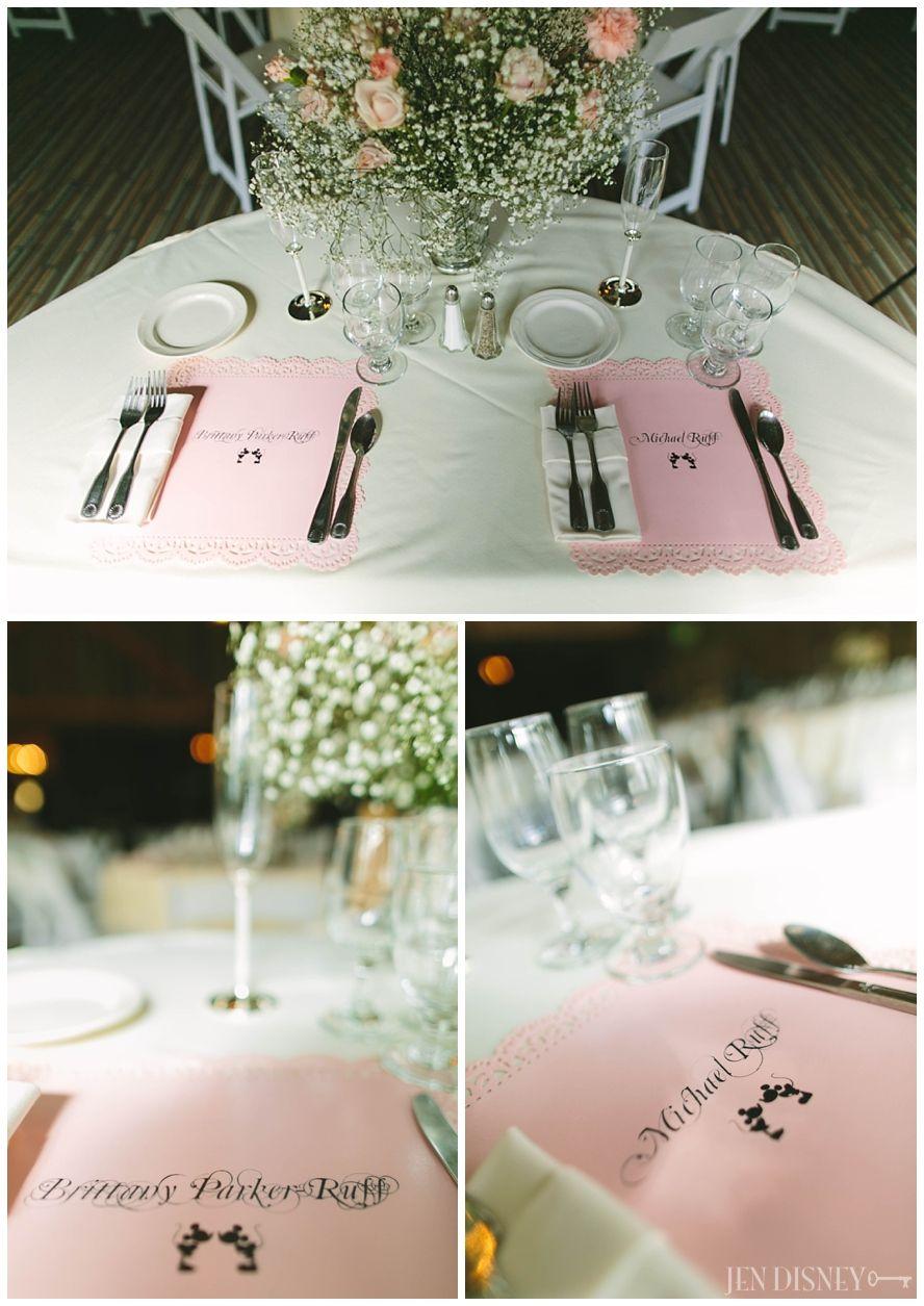 Classy Disney wedding details Calamigos Ranch Wedding