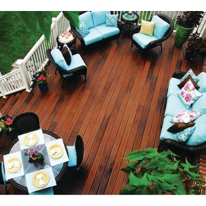 I Love This Deck Furniture Layout So Cozy