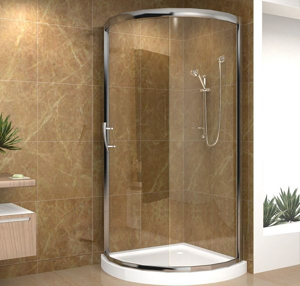 corner shower glass door - Google Search | house | Pinterest | Glass ...