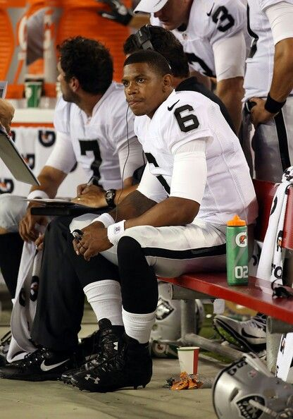 Terrelle Pryor | Oakland raiders, Raiders, Pryor