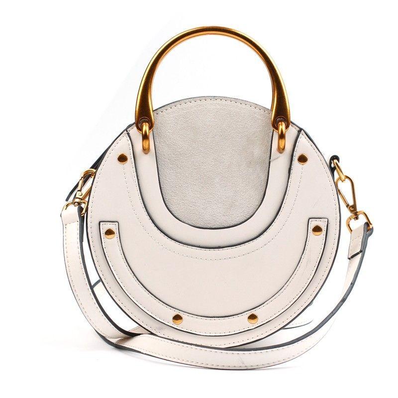 b86cf78c8c  78 - Shipping Worldwide - Eldora Genuine Leather Shoulder Bag Beige 76381