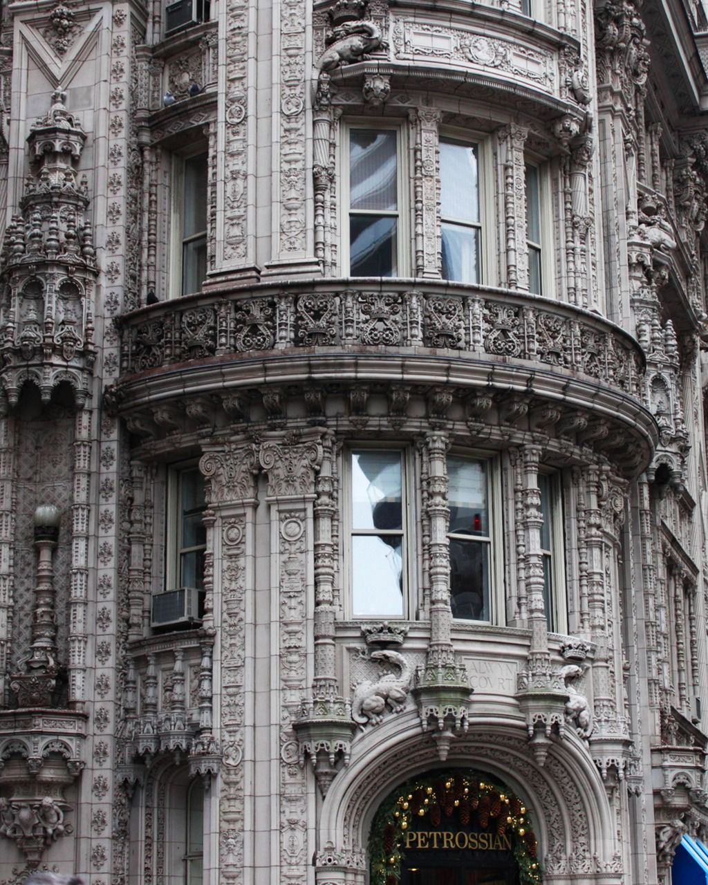 Petrossian in the Alwyn Court Building Completed in 1910 ...