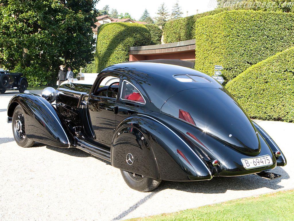 1939 mercedes benz 540k autobahn kurier coupe for Mercedes benz autobahn