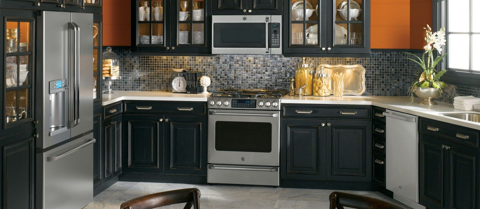 100+ What Color to Paint Kitchen Cabinets with Stainless ...