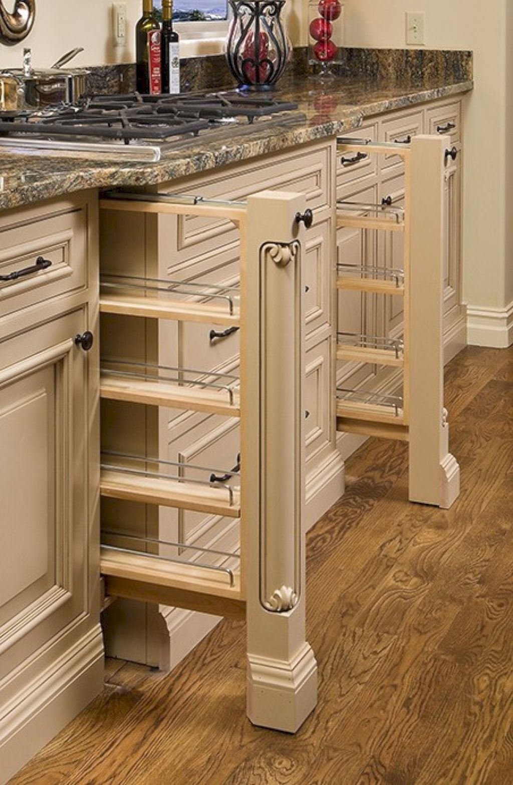 22 Smart Kitchen Cabinet Organization Ideas | Custom ...