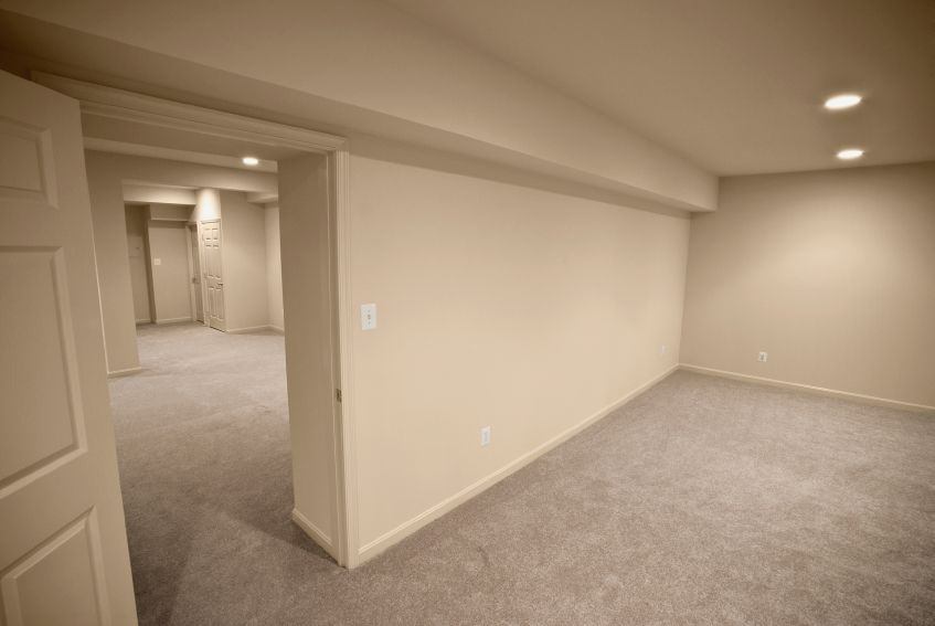 How Much Money Do I Need To Finish A Basement Basement