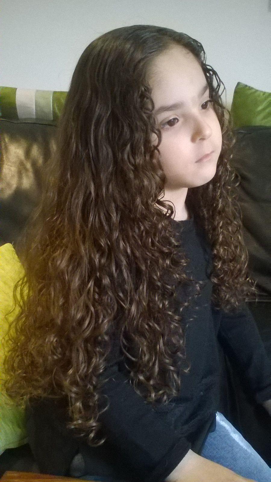 My little girl beautiful curly hair | Beautiful curly hair ...